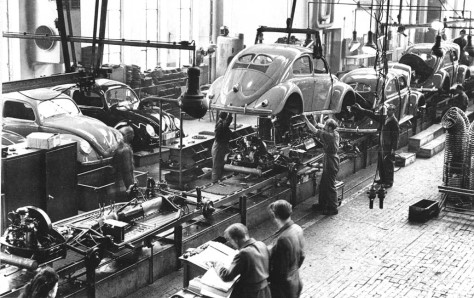 Beetle Assembly Line
