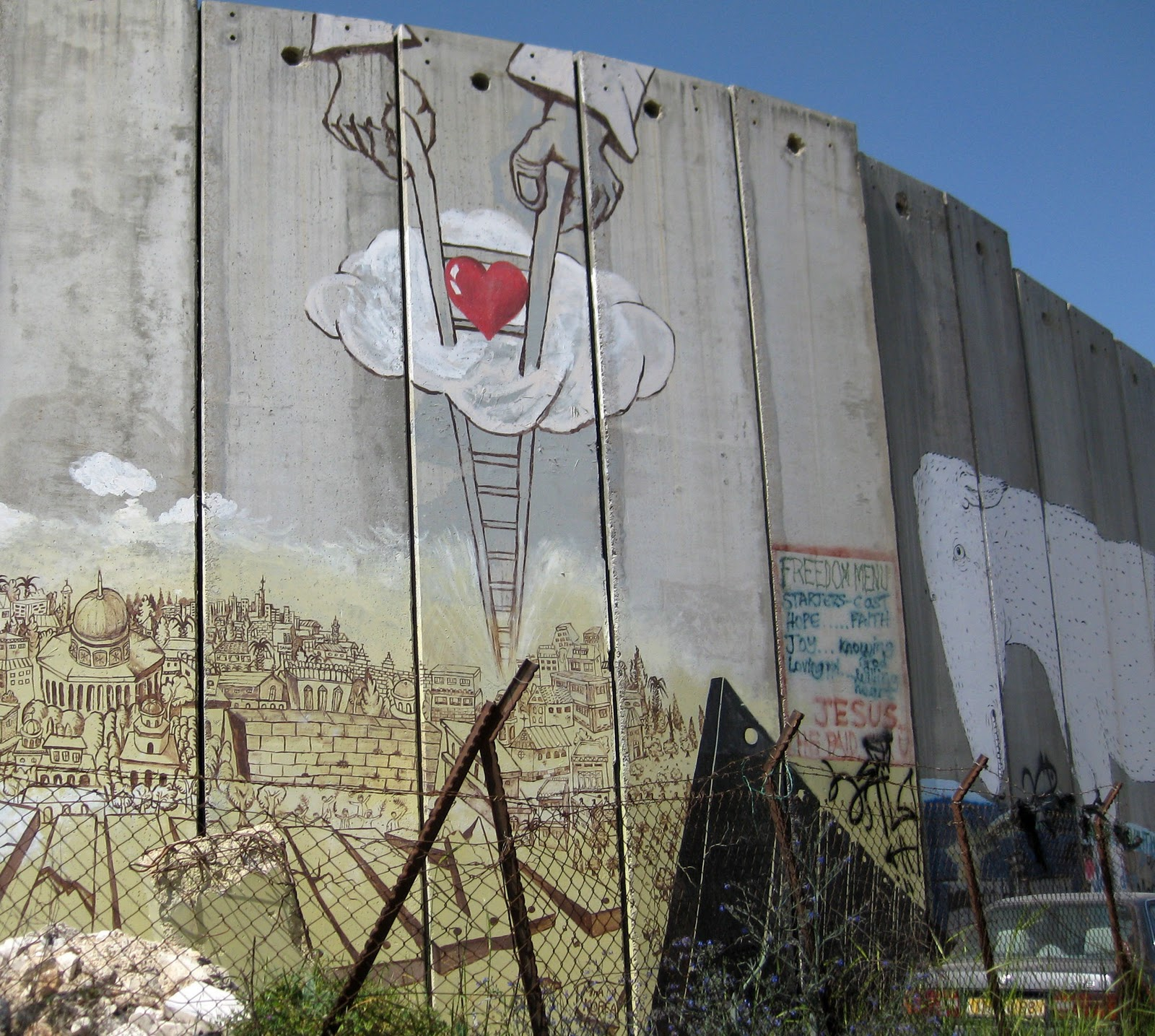 Destruction Of The Berlin Wall World War Z: A Bad Zom...