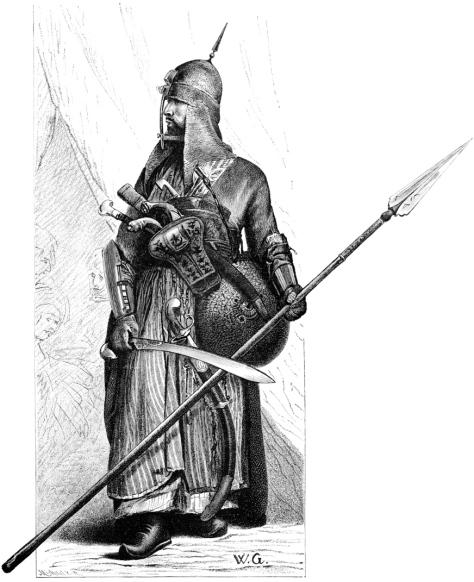 Mameluke-in-Full-Armour