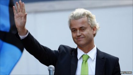 Geert Wilders (Credit: Reuters. Source: BBC)