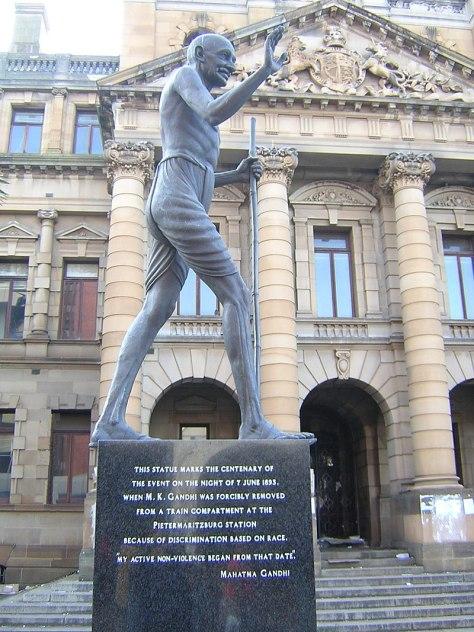 Gandhi_Jee's_Statue